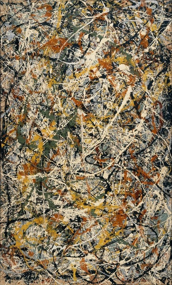 Number 3 by Jackson Pollock