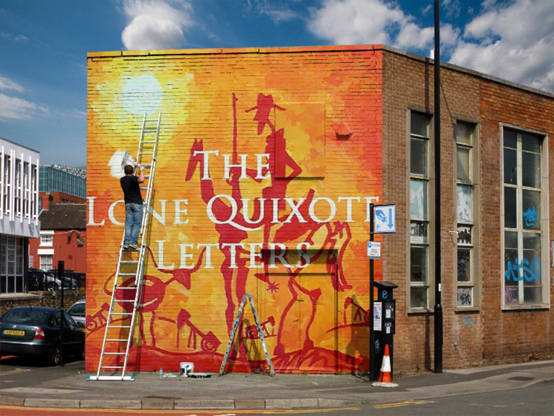 ​The Lone Quixote Letters chronicles the journey of two close friends... through all their triumphs and and tragedies... it is a tale encompassing faith and family... deception and betrayal, loss and longing, perseverance and redemption... but most of all it is a story of enduring love and friendship.