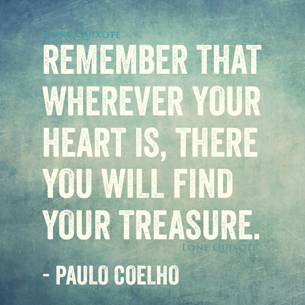 Quote by Paulo Coelho
