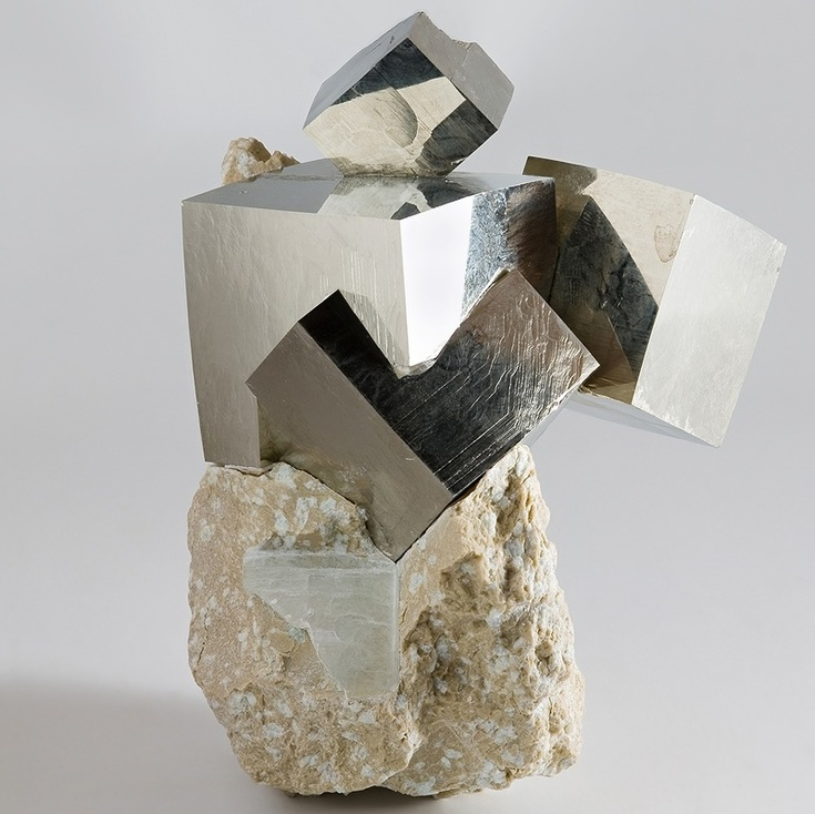 Pyrite from Spain | Lone Quixote • @lonequixote |