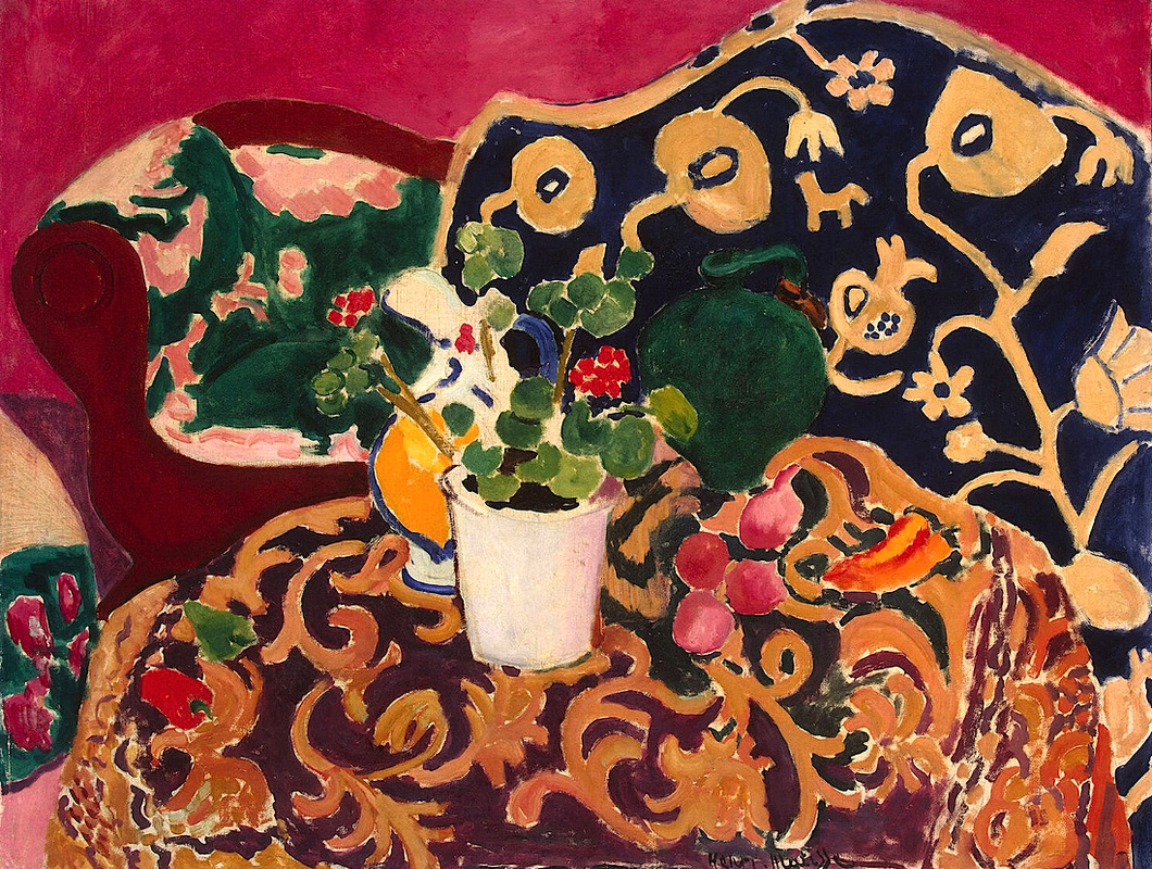 Spanish Still Life by Henri Matisse