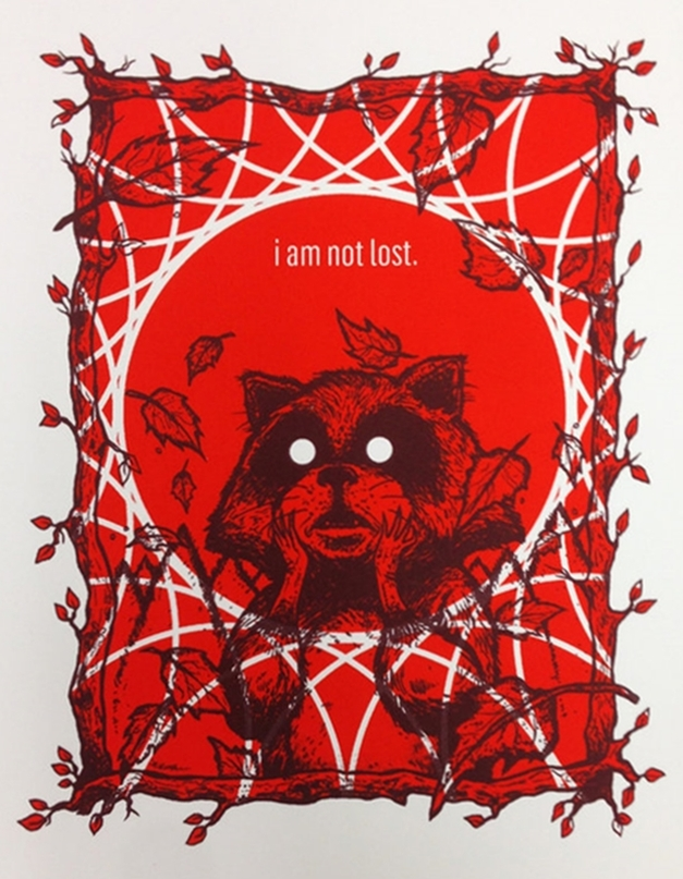 I Am Not Lost by Jermaine Rogers