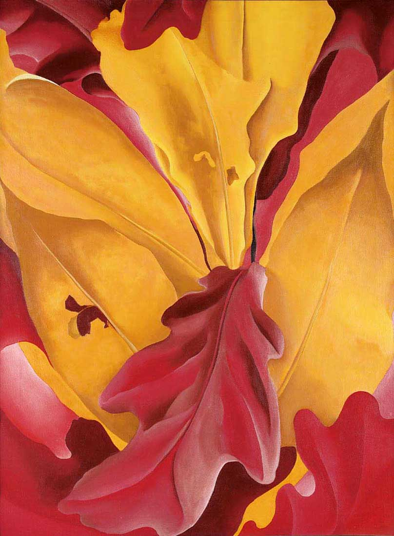 ​ My Autumn (1929) by Georgia O'Keeffe